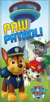 Paw Patrol badlakan chase rubble marshall